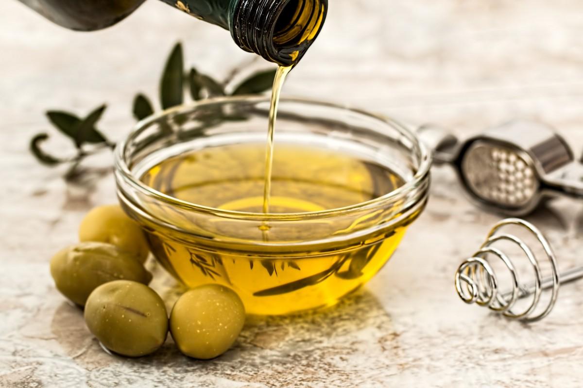 Оливковое масло для детей